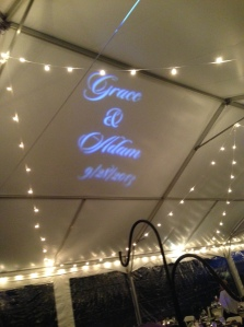 Custom Gobo light