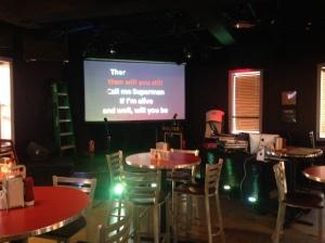 Karaoke at Boylan Heights